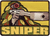 Sniper Morale Embroidered Patch 2.5