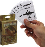 WWII CE Spotter Playing Cards