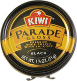 Kiwi Black Small Parade Gloss Premium Shoe Polish