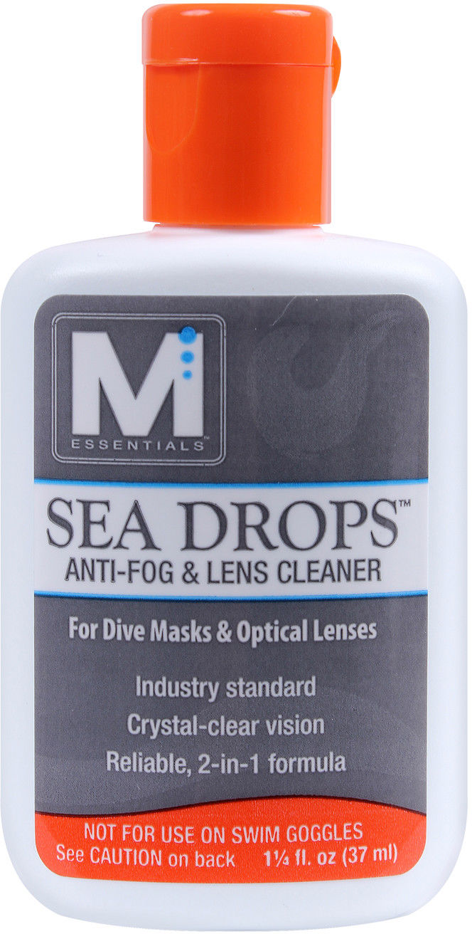 McNett Sea Drops Anti-Fog & Lens Cleaner For Masks & Lenses