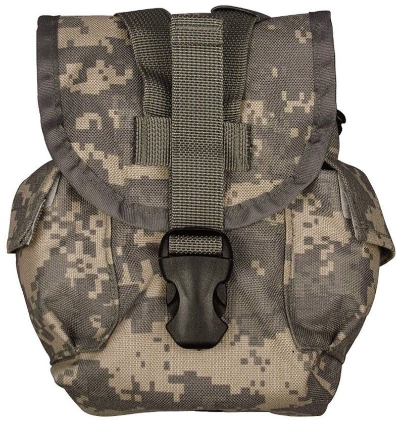 ACU Digital Camouflage MOLLE II Canteen/Utility Pouch