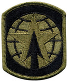 Subdued US Army 16th Military Police Brigade Patch
