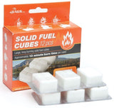 Esbit Fire Starter Solid Fuel Cubes - 12 Pieces