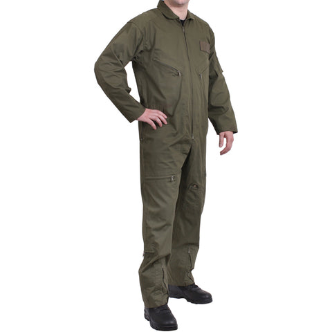 Olive Drab - US Air Force Style Flight Suit