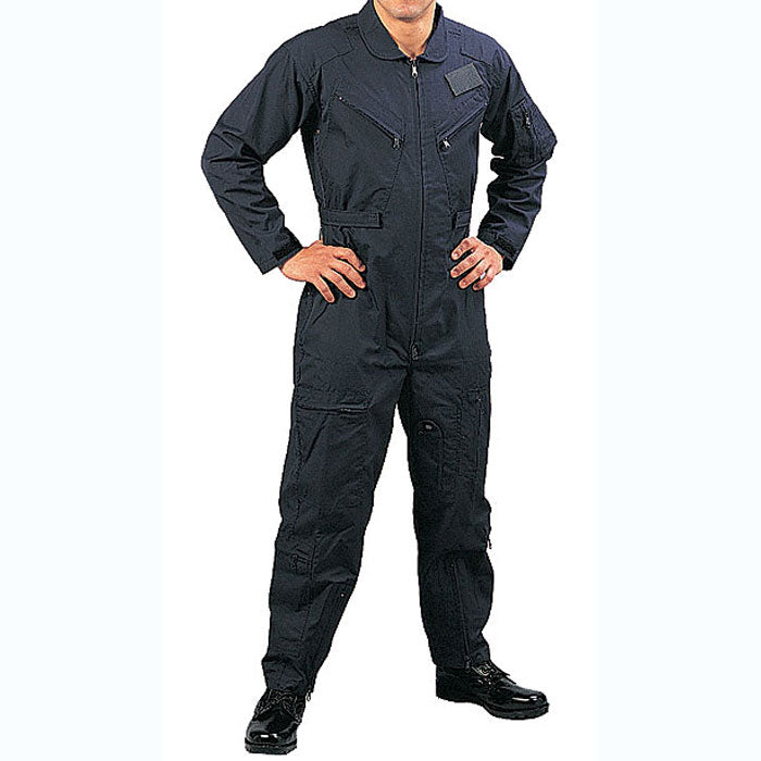 Navy Blue - US Air Force Style Flight Suit
