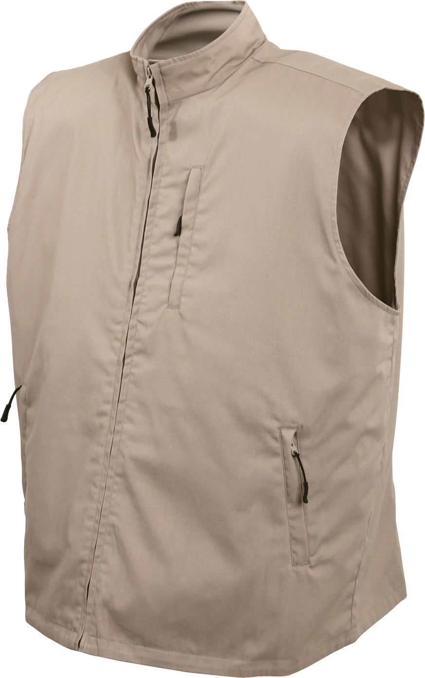 Tactical Concealed Carry Undercover Travel Vest