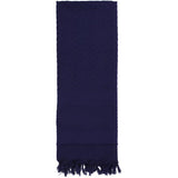 Navy Blue - Solid Color Shemagh Tactical Desert Scarf