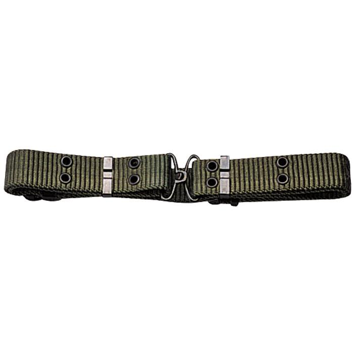 Olive Drab - Military Mini Pistol Belt 50 in.