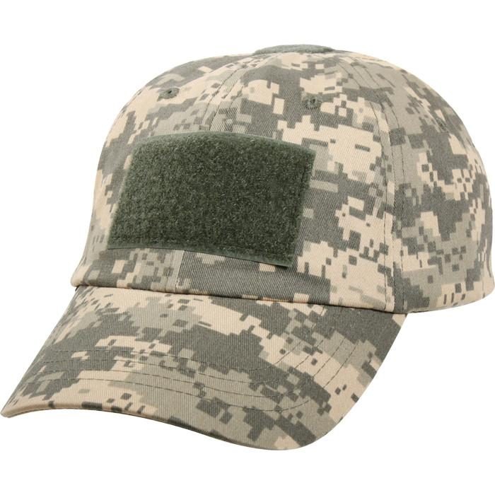 ACU Digital Camouflage - Military Adjustable Tactical Operator Cap