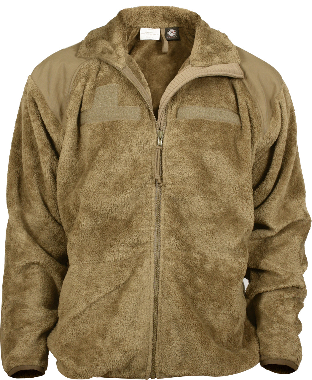 Coyote Brown - Generation III Level 3 ECWCS Polar Fleece Jacket/Liner