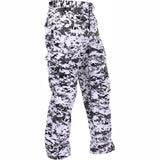 Digital City Camouflage - Military BDU Pants - Cotton Polyester Twill