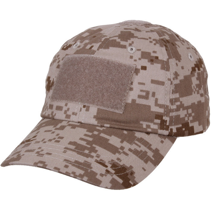 Digital Desert Camouflage - Military Adjustable Tactical Operator Cap