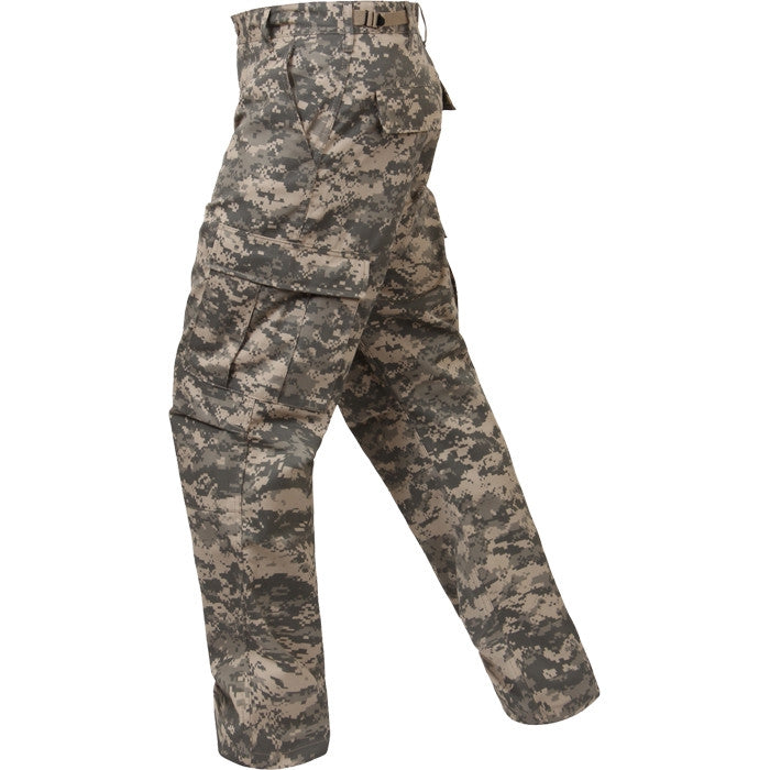 598eb5a55d3 ... ACU Digital Camouflage - Military BDU Pants - Cotton Polyester Twill ...
