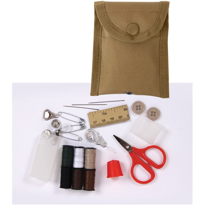 MultiCam Military GI Style Professional Sewing Kit