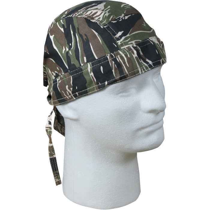 Tiger Stripe Camouflage - Military Headwrap
