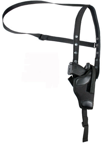 Black - Tactical Shoulder Holster 5 in.