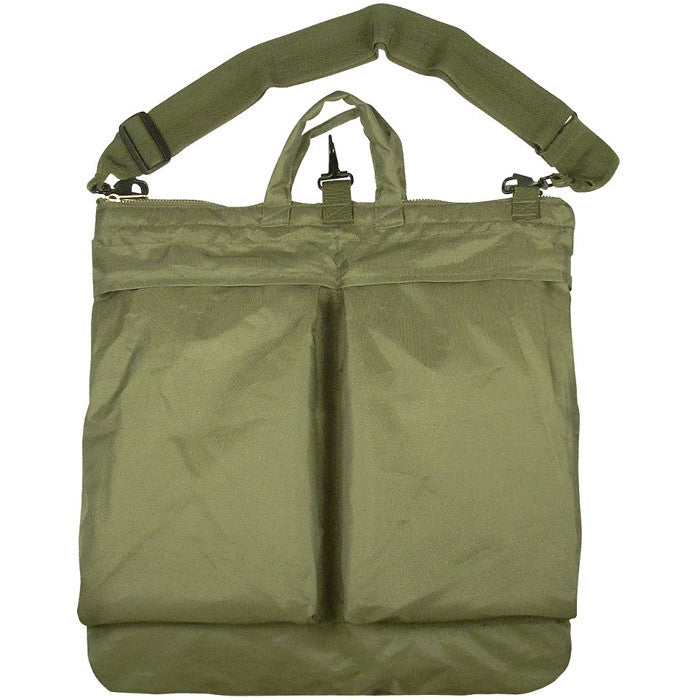 Olive Drab - Flyers Helmet Shoulder Bag