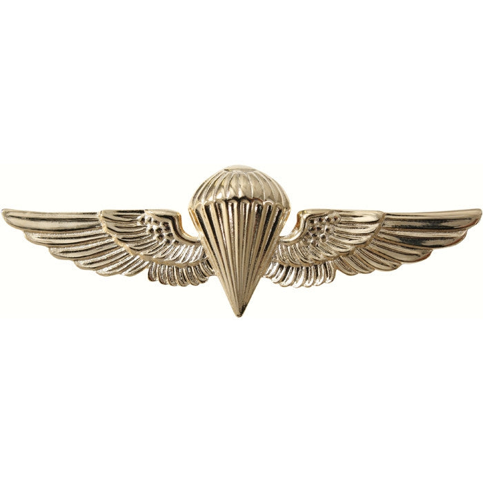 USN   USMC Parawing Pin-On Insignia