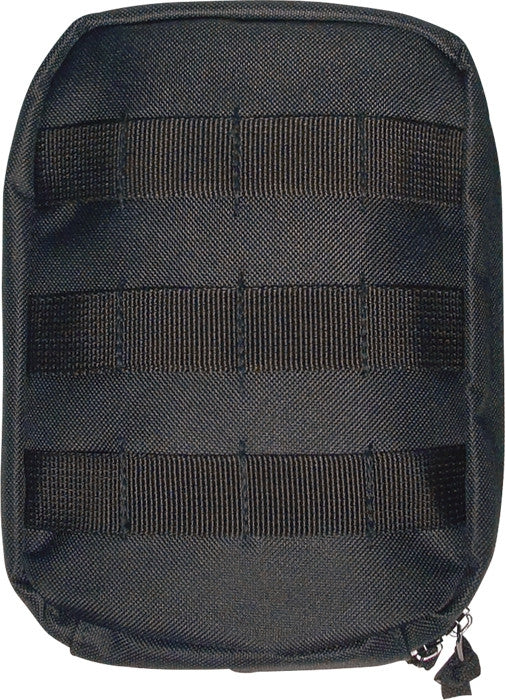 Black - Tactical MOLLE Compatible First Aid Pouch