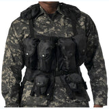 Black - Tactical Assault Vest