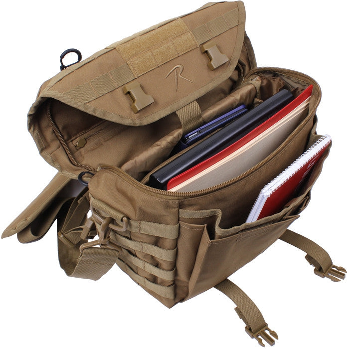 Coyote Brown - Tactical Covert Dispatch Shoulder Bag