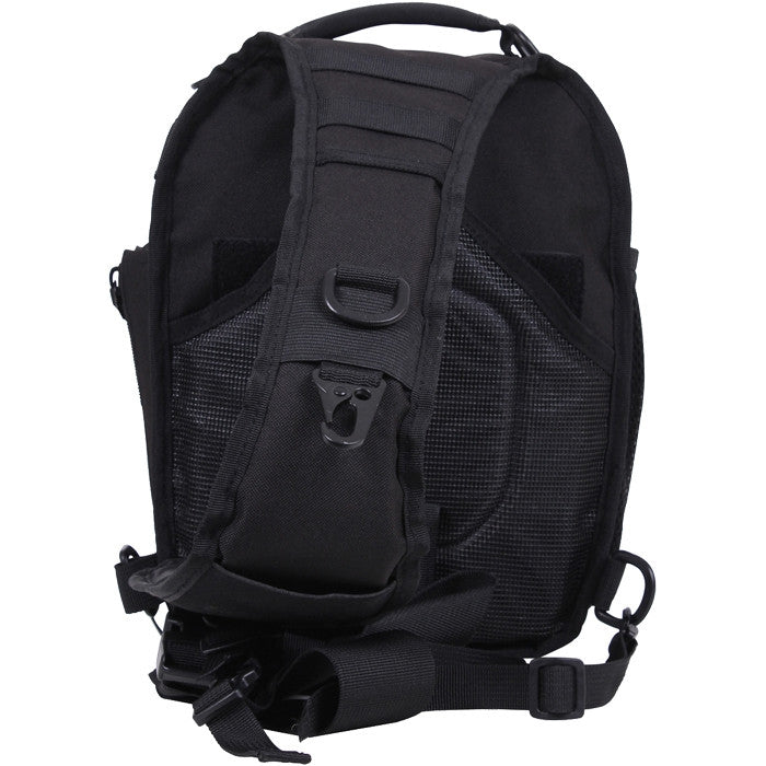Black - Compact Tactisling Shoulder Bag