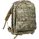 Multicam Camouflage - MOLLE II 3 Day Assault Pack