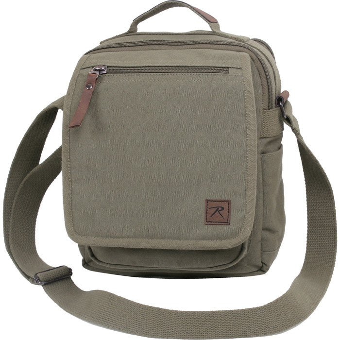 Olive Drab - Everyday Work Shoulder Bag