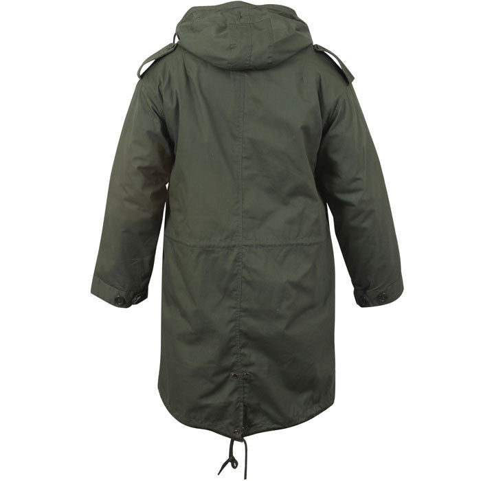 Olive Drab - Army M-51 Fishtail Parka