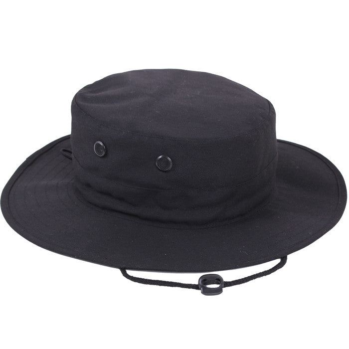 Black - Adjustable Boonie Hat