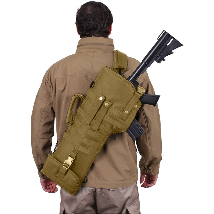 Coyote Brown - Tactical Rifle Scabbard