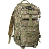 Multicam Camouflage - Military MOLLE Compatible Medium Transport Pack