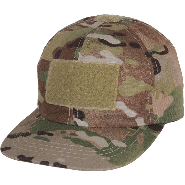 bd27e2df97b Multicam Camouflage - Kids Adjustable Operator Tactical Cap - Army ...