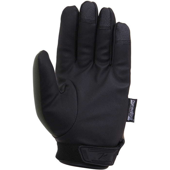 Olive Drab - Waterproof Cold Weather Neoprene Gloves