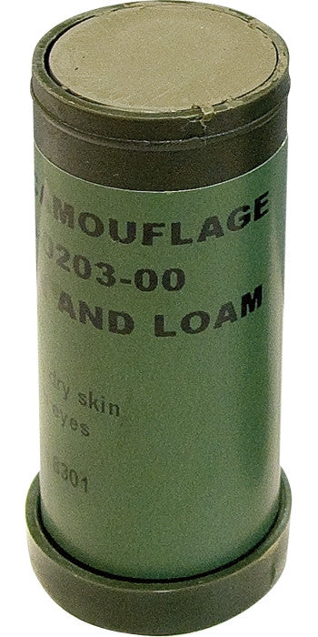 Light Green Loam - NATO Woodland Camouflage Face Paint Stick