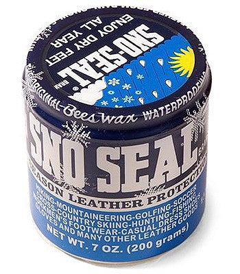 Sno-Seal All Season Leather Waterproofer Protector