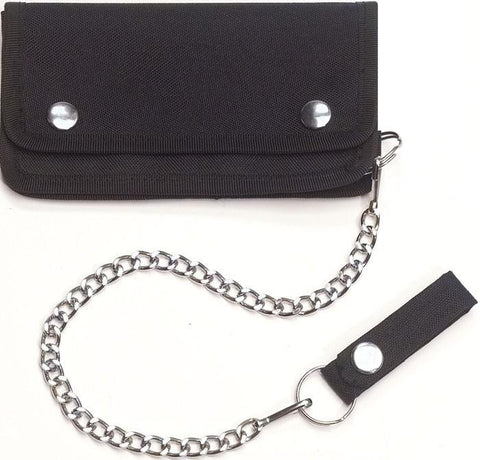 Black - Trucker Wallet