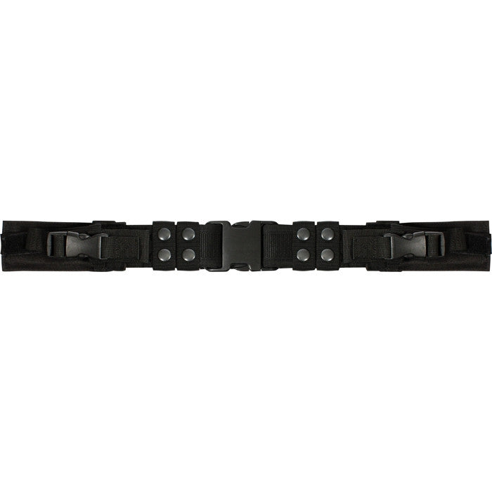 Black - Tactical Law Enforcement Belt