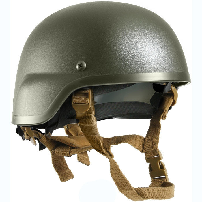 Coyote Brown - Tactical MICH-2000 ABS Helmet Chin Strap