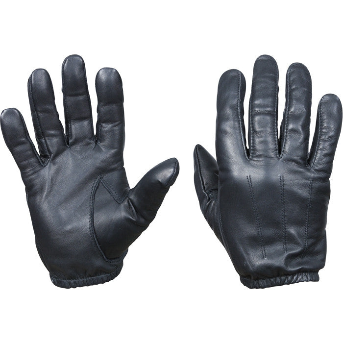 Black - Police Tactical Duty Search Gloves
