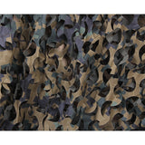 Digital Woodland Camouflage - Large Lightweight Netting