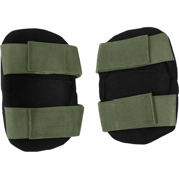 Olive Drab - Multi-Purpose Tactical SWAT Elbow Pads