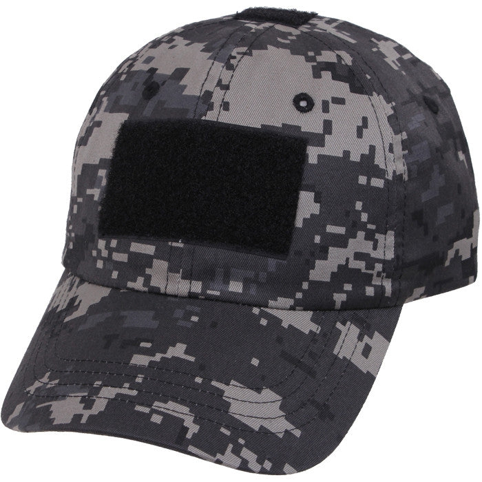Subdued Urban Digital Camouflage - Military Adjustable Tactical Operator Cap