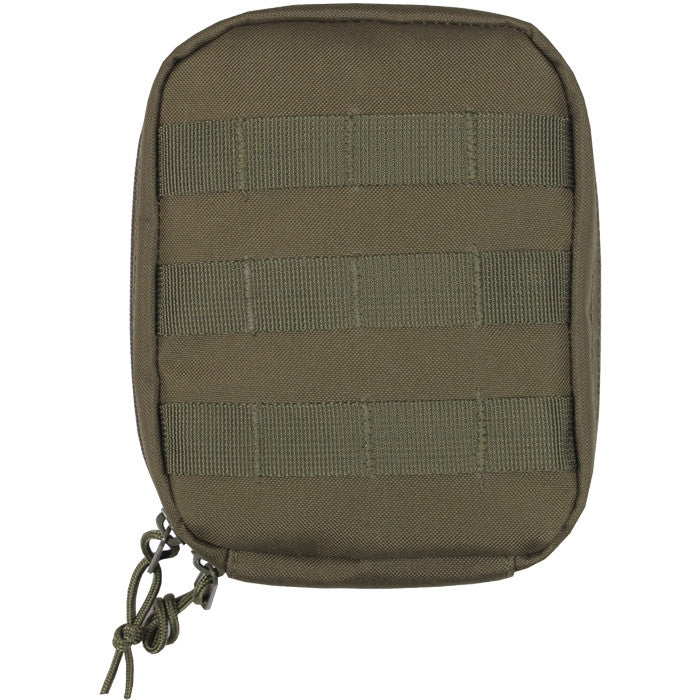 Olive Drab - Tactical MOLLE Compatible First Aid Pouch