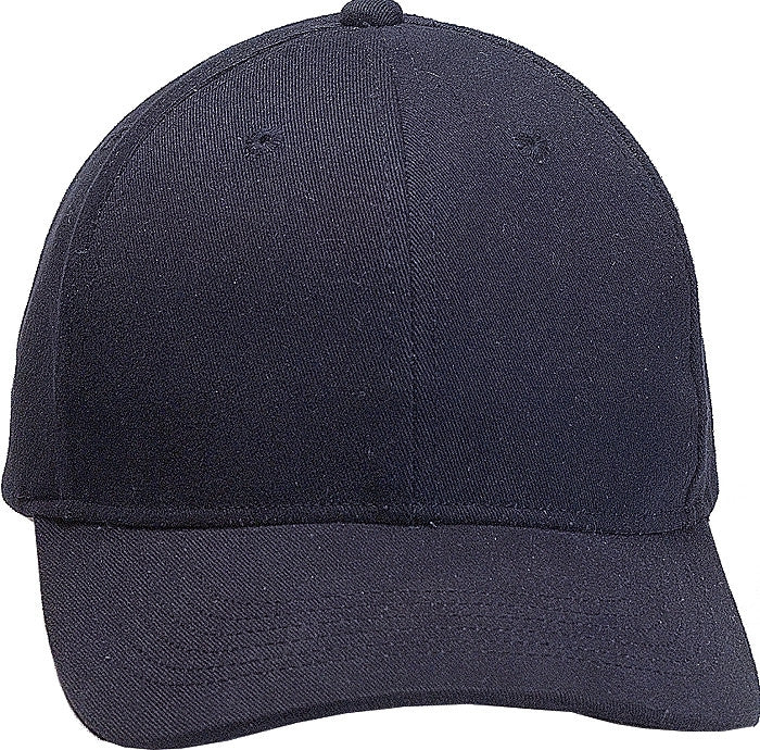 Navy Blue - Military Low Profile Adjustabe Baseball Cap
