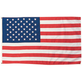 RED WHITE BLUE - US American Flag 3' x 5'