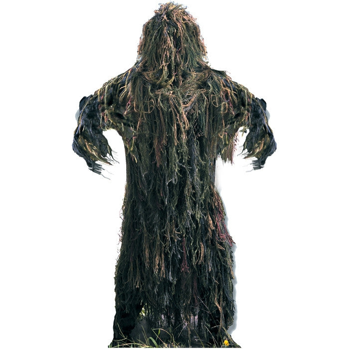Woodland Camouflage - Lightweight All Purpose Ghillie Suit
