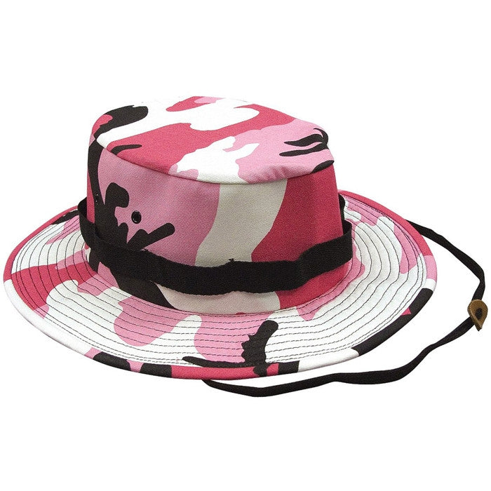 Pink Camouflage - Military Jungle Hat