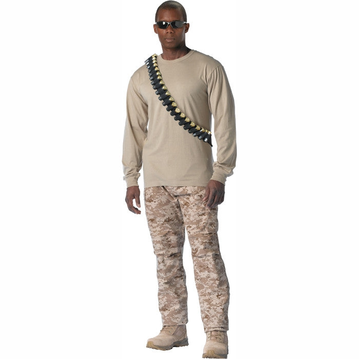 Black - Tactical Shotgun Shell Bandolier