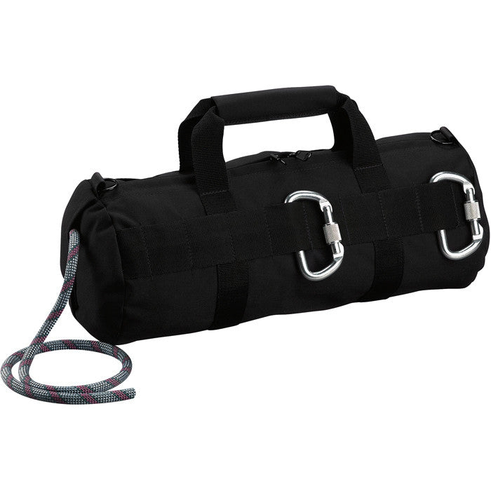Black - Heavy Weight Stealth Rappelling Gear Bag